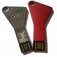 Free Data Preload Logo Printed Key USB Memory Stick
