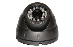 China High Speed Waterproof Car Dome Camera 24pcs IR LED And 700TVL on sale