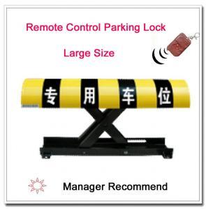 China Blocos de controle remoto do carro do fechamento de roda da barreira do estacionamento do fechamento do estacionamento do carro da grande forma do tamanho X on sale