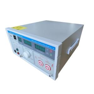 China 50kV Portable AC DC High Voltage Withstanding Test Breakdown Test Dielectric Strength Test equipment on sale