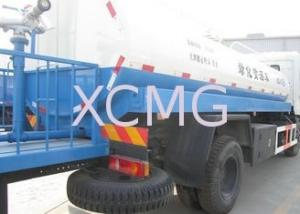 China High Power Special Purpose Vehicles , Super Pressure Water Tanker Truck on sale