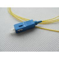SC APC Duplex Single Mode or Multi Mold Optical Fiber Patch Cord 9/125 50/125 62.5/125