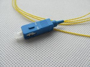 China SC APC Duplex Single Mode or Multi Mold Optical Fiber Patch Cord 9/125 50/125 62.5/125 on sale