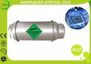 Chlorodifluoromethane R22 Refrigerant Gas CAS 75-45 Colorless
