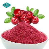 China 100% Natural Freeze Dried Cranberry Powder Cranberry Juice Powder Extract 25% for Skin on sale