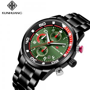 China Quartz British Style Sport Watches Waterproof Wristwatches For Business Men on sale