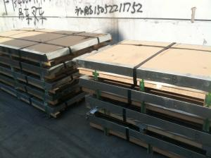 China 2mm Thick 316 Stainless Steel Sheet Cold Drawn 316l Stainless Steel Panels on sale