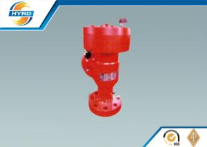 China High Pressure Solid Control Equipment Hydraulic Choke Valve Erosion Resistance on sale
