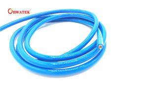 China High Voltage Flexible Power Cable , Flex Electrical Cable 36 AWG MIN Halogen Free on sale
