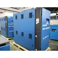 High Speed Oil Free Compressor For Food And Beverage Processing Belt Driven