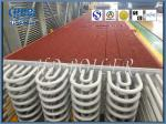 ISO / ASME Passed Mechanical Condensing CFB Boiler Economizer Heat Exchanger