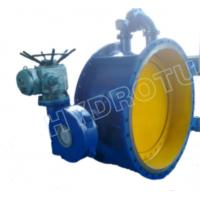 Flanged Butterfly Valve for Hydropower Station