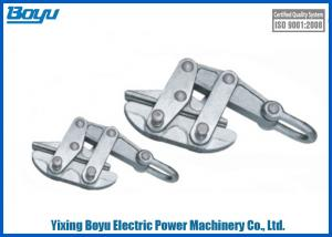 China Rated load 200kn Transmission Line Stringing Tools Self Gripping Clamps on sale