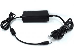 China Black 5v 9v 12v 15v 18v 24v Desktop Power Adapter With Fixed Ac Cord on sale