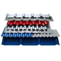 SGCC Galvanized Steel 0.12-2.0mmThickness Steel Roof Sheet Colored Metal Tile Roof Shingles