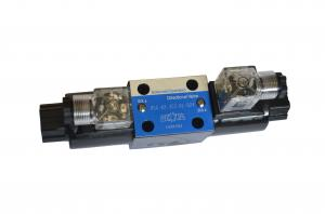 China DC24V Proportional Hydraulic Solenoid Directional Control Valves CE Approved on sale