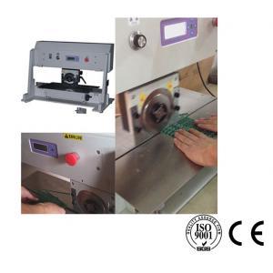 China Courroie de transporteur coupée par V pré marquée motorisée de plate-forme d'acier inoxydable de machine de carte PCB on sale