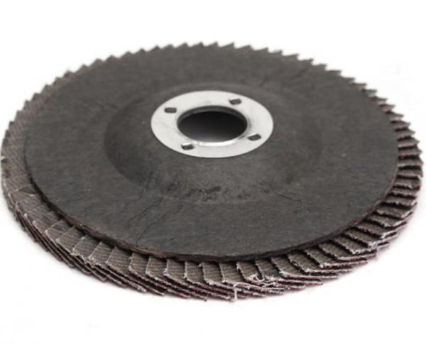"200pcs Abrasive FLAP DISC 4-1//2/""x7//8/"" Aluminum Oxide 60 GRIT angle grinder tool"