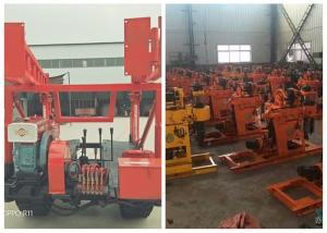 China 220V/380V 12.1kw Soil Investigation Machine For Blast Hole Drilling on sale