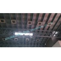 China Welded Or Hot Rolled, Railway Station, Q235 & Q345 Structural Metal Truss Warehouse on sale