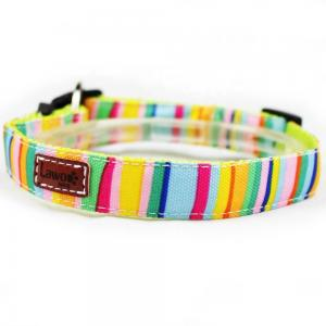 China C508 Shenzhen Manufacturer Cute Cheap Price Custom Logo Fashion Sublimation Pet  Dog Collars and Leads on sale