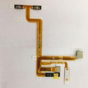 China ipod touch 5th gen power on/off volume control button flex cable ribbon on sale