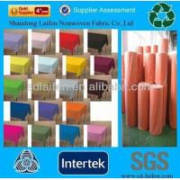 Disposable pp non woven TNT table cloth