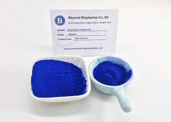 CAS. No.11016-15-2 Phycocyanin Powder From Spirulina As Natural Food ...