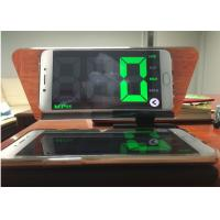 China Universal Android Smartphone Heads Up Display Hud Holder Mount 6 Inch Screen Size on sale