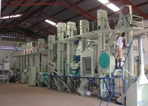 China 2018 Turn key project 500 T/D fully automatic rice mill machine on sale