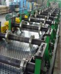 10 - 15m/min Forming Speed Cable tray forming machine with PLC Systems