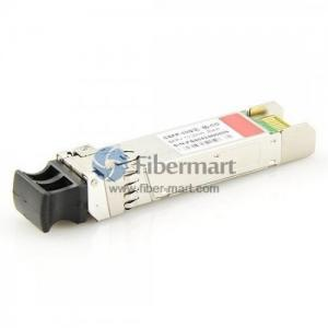 China Cisco 10GBASE CWDM SFP+ 1310nm 40km Compatible Transceiver on sale