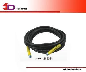 China Mangueira metálica flexível, equipamento alto da limpeza da lavagem de carros da flexibilidade, corpo da mangueira AISI304 on sale
