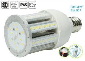 China Water Proof IP 65 e40 led corn light , 5630SMD 360 Degree 27w Corn Light Led on sale