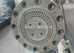 China PET Bottle Plastic Granules Machine Plastic Granule Pellet Making Machine on sale
