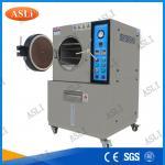 Exerça pressão sobre a câmara do teste de envelhecimento HAST, teste programável do fogão de pressão de HAST