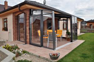 Bon ... Quality Retractable Sunroom, Patio Enclosures, Plastic Sun Rooms, Glass  House, Screen Sunroom ...