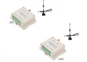China 4-20mA Analog Wireless I O Module 2 Channels Free Band Wireless Control 2KM+ on sale