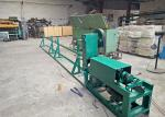 4 - 12mm Wire Rod Straightening And Cutting Machine Neat Cutting Mouth Featuring