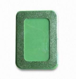 China Green Photo Frame on sale