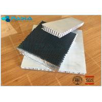 Air Flowing Holes Punched Metal Honeycomb Core Outdoor Decoration Panel Use