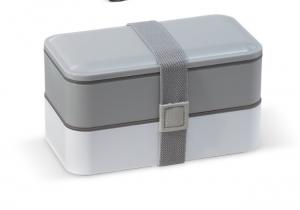 China Bento box 18x10x10 with cutlery on sale