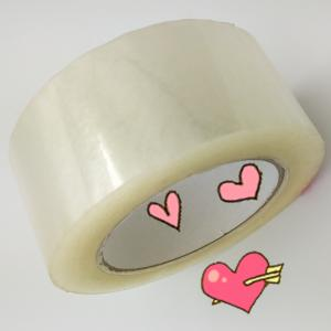 China China manufacturer clear opp packing tapes bopp adhesive tape on sale
