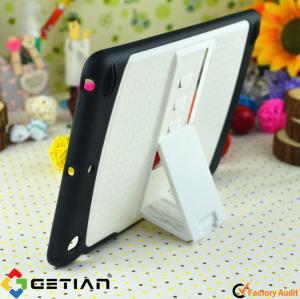 China White Environmental - Friendly PC + TPU Apple Ipad Mini Cases / Ipad Mini Back Cover With Keyboard on sale