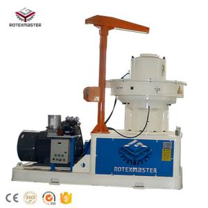 China Factory direct sale 1-1.5t/h capacity biomass wood pellet machine on sale