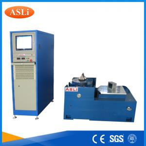 China Vertical / Horizontal Vibration High Frequency Vibration Fatigue Test Machine on sale