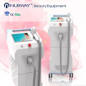 China Hair Removal Permanent 808nm Diode Laser machine on sale