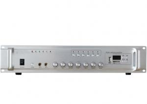China 120W Stereo Power Amplifier 65*200*260mm Dimension With U Disk SD Card on sale