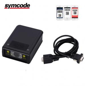 China Symcode Barcode Scanner / 2D USB Scanner With 650 - 670 Nm Light Source on sale