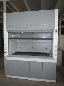 China Fume el laboratorio de las capillas, capillas del extractor del humo, diseño del armario de humo on sale